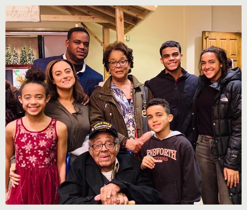 Gerard Bullock Family